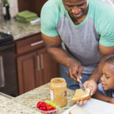 Fathers as Role Models:Tips for Life
