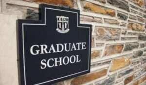 Is graduate school the right path?